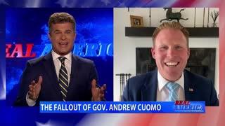 Real America - Dan W/ Andrew Giuliani (August 9, 2021)