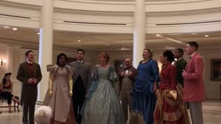 Epcot Singers- God Bless America