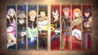 Black Clover Quartet Knights Official Treasure Hunt Trailer