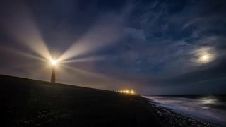Relax Library: Video 7 Lighthouse. Relaxing videos and sounds