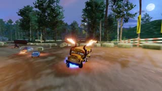 Cars 3 Driven to Win Official Gameplay Trailer