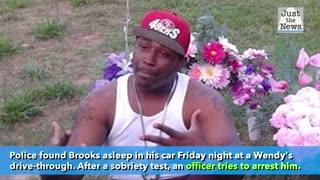 Fatal shooting of an unarmed man by police in Atlanta