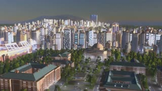 Cities Skylines - Campus Expansion Announcement Trailer