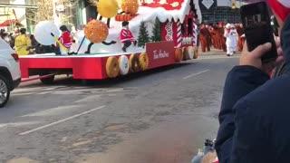 Sant Claus Parade