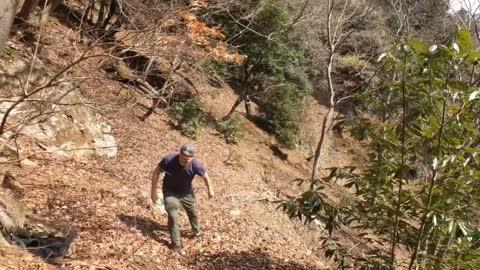 Hiking Mt. Nabearashi
