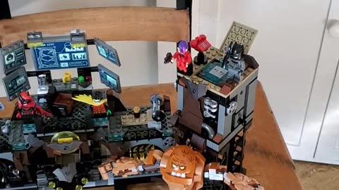 Batcave clayface
