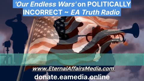 Andy Shecktor Discusses Our Endless Wars & Afganistan on POLITICALLY INCORRECT