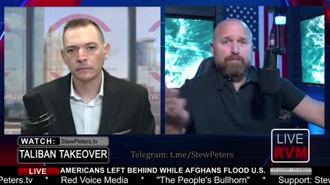 Afghanistan Story is DEEP - Details From 30-Time Deployed Counterintelligence Expert