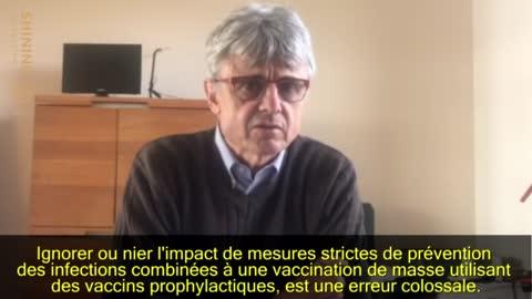 Dr Geert Vanden Bossche: Appel urgent à l'OMS, l'humanité est menacée ! (16.03.2021)