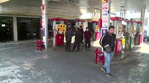 Iran says cyberattack caused gas station chaos