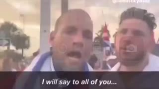 Cubans speak the truth about communism and socialism