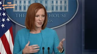 """Psaki: """"We're flagging problematic posts for Facebook that spread disinformation."""""""