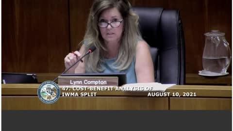 IWMA Chair Lynn Compton Must Watch