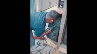 Indian Workers With Amazing Skill