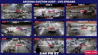 Maricopa County Election Audit Hearing & Live Stream Coverage