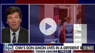 Tucker calls out CNN hypocrisy