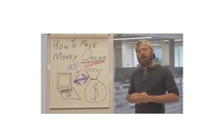 How to make money online 1