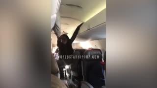 """""""Possessed"""" passenger kicked off Detroit bound flight"""