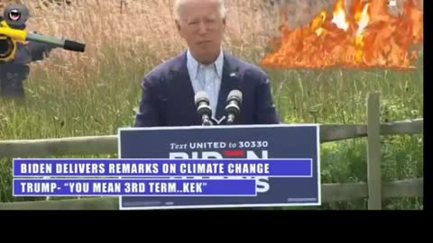 Climate Biden- Facebook considers this video... 🚨TRIGGER WARNING 🚨🚨