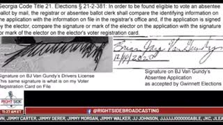 Here's why TRUMP demands Signature Verification