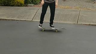 Skateboard Magic