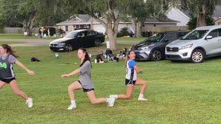 Team Training #4 West Orange Girls Lax 2020: