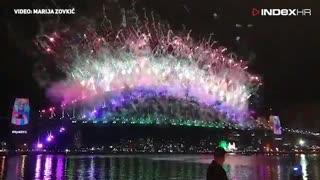 Doček Nove godine u Australiji