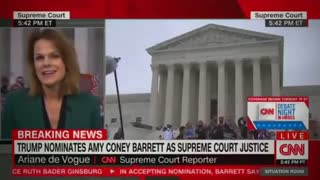 Trump Supporters At The Supreme Court!