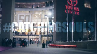 Houston Rockets basketball game outreach