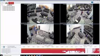 CCTV footage to Georgia Senate Judiciary Subcommittee