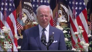 "AWKWARD: Biden Forgets Congressman's Name, Then Asks ""Where's Mom?"""