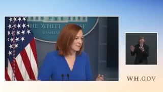 Psaki: Increased Migrants At Border is Consistent With Our Policy