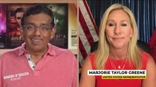 MTG: Turned Away From the D.C. Deplorables Jail