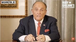 """Rudy Giuliani - """"It's Time to Make a Stand"""""""