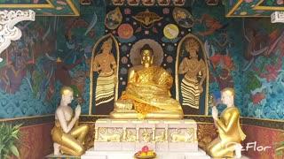 Temple Wat Ming Mueang Chiang Rai - Thailand