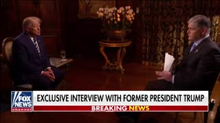 He's Back! President Trump Unveils His 2022, 2024 Plans in Exclusive Interview