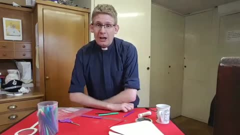 Fr. Philip Dyer-Perry's pantomime