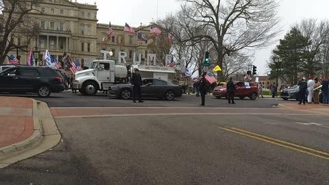 Operation Gridlock in Lansing, Michigan