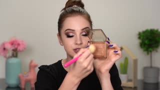 Extra Glam Makeup Tutorial for Women