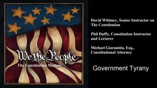 We The People   Government Tyranny