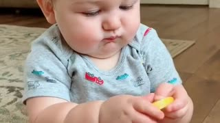Sweet Little Girl very cute