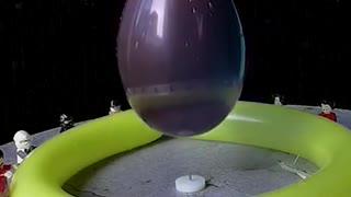 super slow motion video amazing