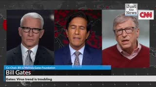 Gates: Virus trend is troubling