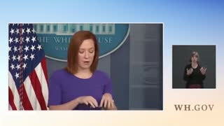 Press Sec Defends Biden Admin's Use Of Cages At Border