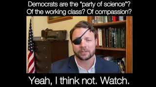 """Dan Crenshaw NUKES Dems for Idiotic and Heartless """"Woke"""" Agenda"""