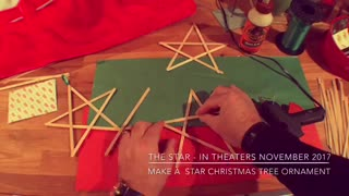 Christmas Ornament Craft video