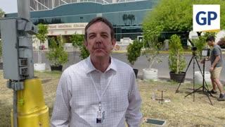Gateway Pundit Interviews Ken Bennett Outside the Maricopa County forensic audit in Phoenix