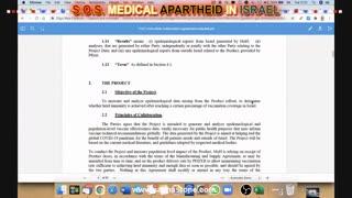 Sacha Stone MEDICAL APARTHEID IN ISRAEL