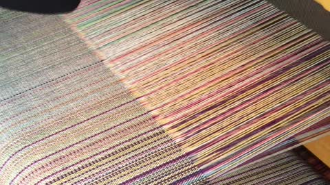 Weaving at home