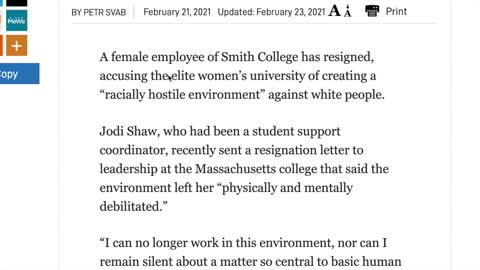 "Critical Race Theory (Marxism) is ""Progressive""..."